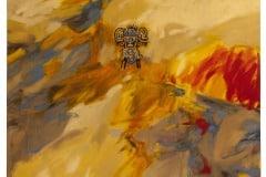 Série-Maya-4-Dios-de-Chaloc-huile-stoile-8952