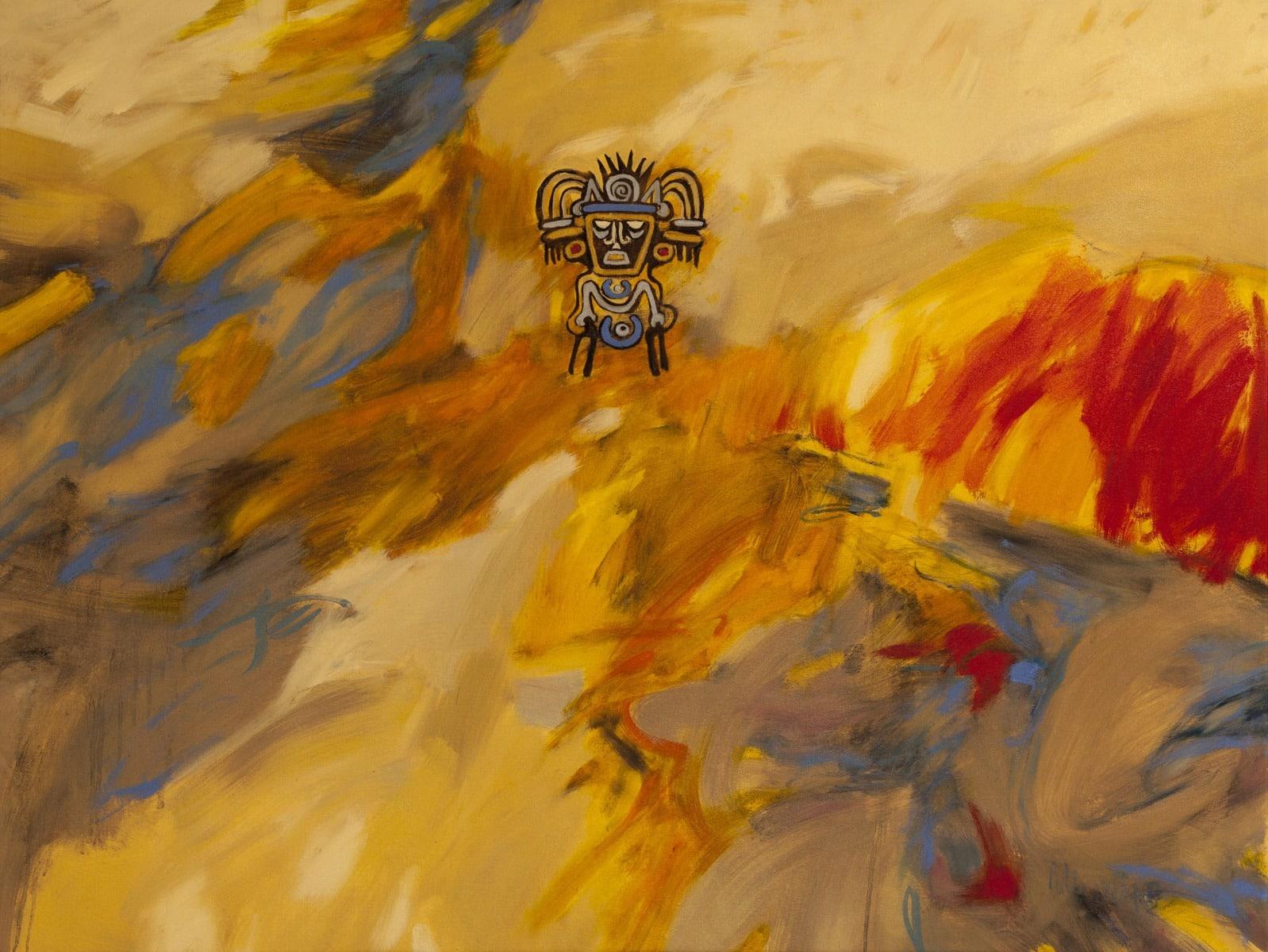 Série Maya - 4 Dios de Chaloc